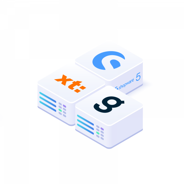 Shopware 5, Gambio & XtCommerce Integration